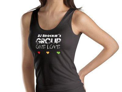 One Love ladies Vest main photo