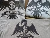 BLKFNX Logo Tee photo