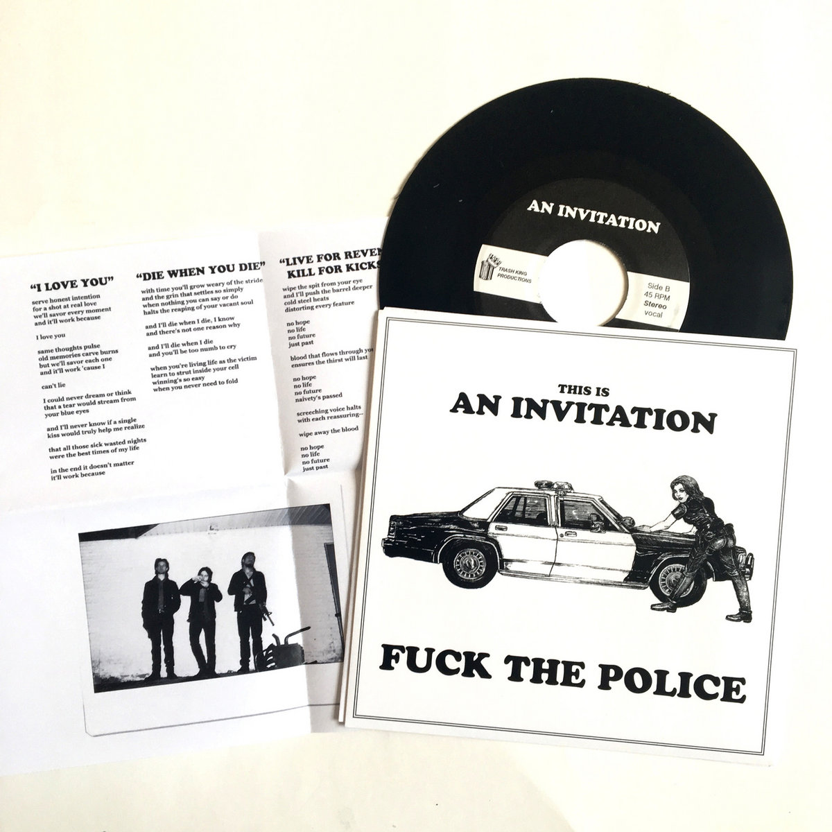 I love you an invitation includes unlimited streaming of fuck the police via the free bandcamp app plus high quality download in mp3 flac and more stopboris Image collections
