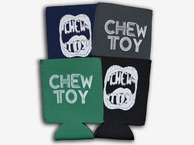 Set of 4 Chew Toy Koozies main photo