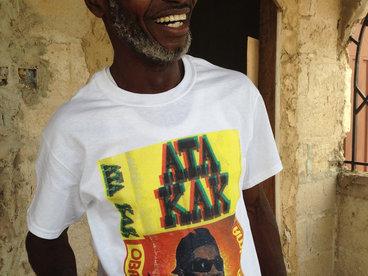 Ata Kak Tape Cover T-Shirt main photo