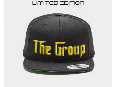 The Gold Group Snapback Limited Edition main photo