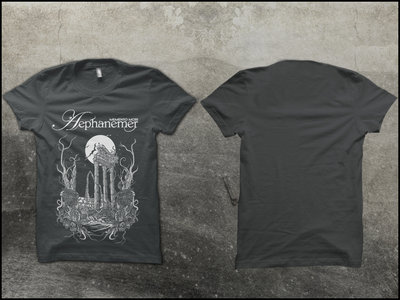 Memento Mori T-shirt + Digipak (Bundle) main photo