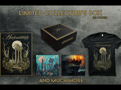 Memento Mori - Collector's Box main photo