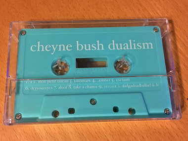 TETC001 - Limited Edition Turquoise Cassette main photo