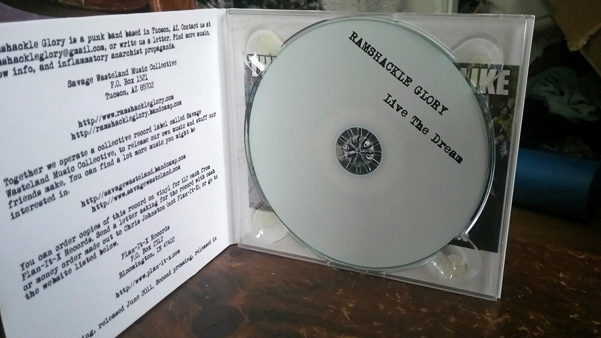 Includes Unlimited Streaming Of Live The Dream Via The Free Bandcamp App,  Plus Highquality Download In Mp3, Flac And More