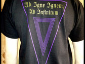 Sapientia logo t-shirt photo