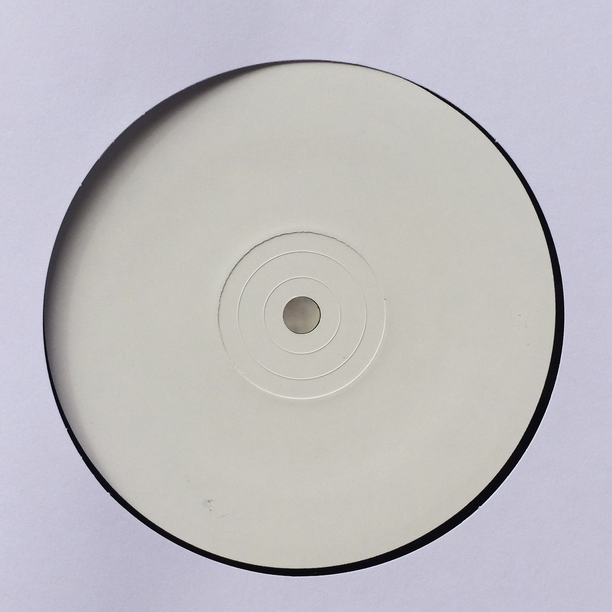 white label handstamped vinyl in white paper sleeve power vibes includes unlimited streaming of untitled lt0295 sampler via the