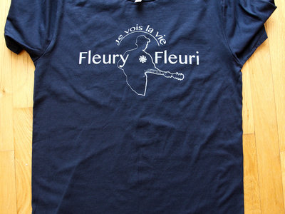 T-Shirt Fleury Enfant main photo