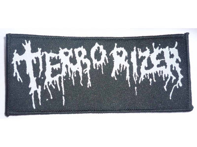 Logo Woven Patch Terrorizer