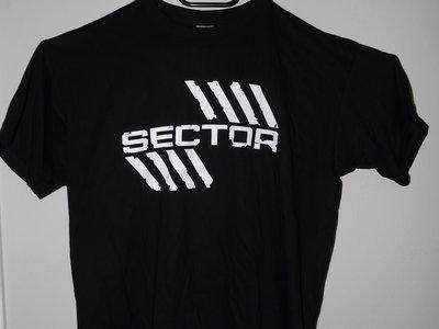 Shirt - white logo main photo