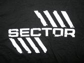 Shirt - white logo photo