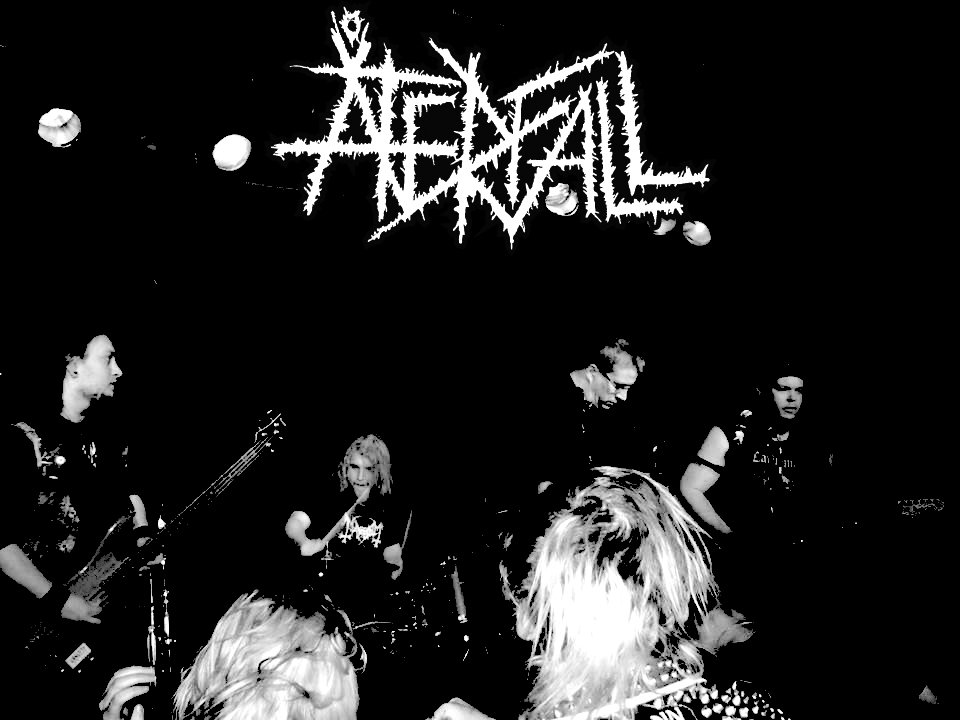 Bildergebnis für ÅTERFALL (Sweden) band