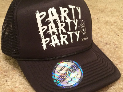 PARTYPARTYPARTY Trucker Hat main photo