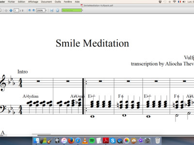 Smile Meditation Vulfpeck Aliocha Thevenet