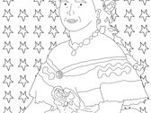 THE FIRST LADY COLORING BOOK ((CLEAN)) photo