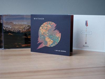 Full Whitaker Discography (CD) main photo