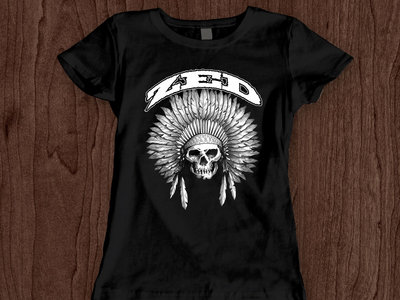 Ladies Indian Head T-Shirt main photo