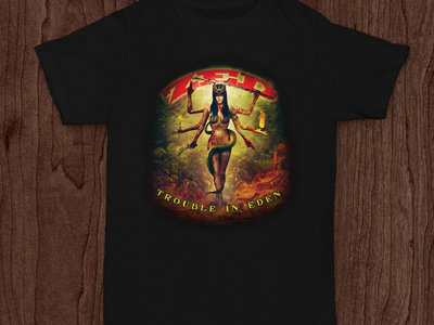 Trouble In Eden Album Cover Shirt main photo
