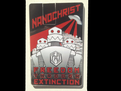 Freedom Through Extinction (Special Edition Flash Drive) main photo