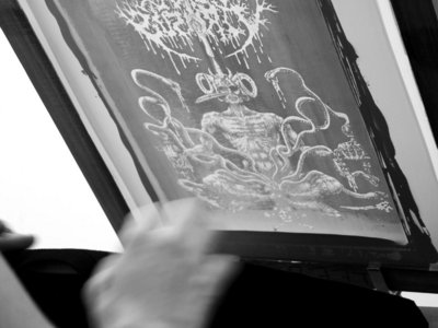 SATANIC OCTOPENI SODOMISER INCUBUS t-shirt main photo