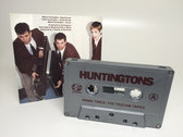 "ON SALE! / Huntingtons - ""Prime Times: The Tascam Tapes"" tape photo"