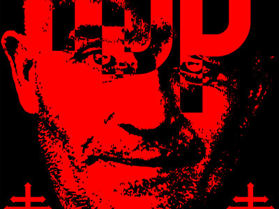 'NOTHING TO GEIN' - TDP Oversized Sticker from the 'SK' Line main photo