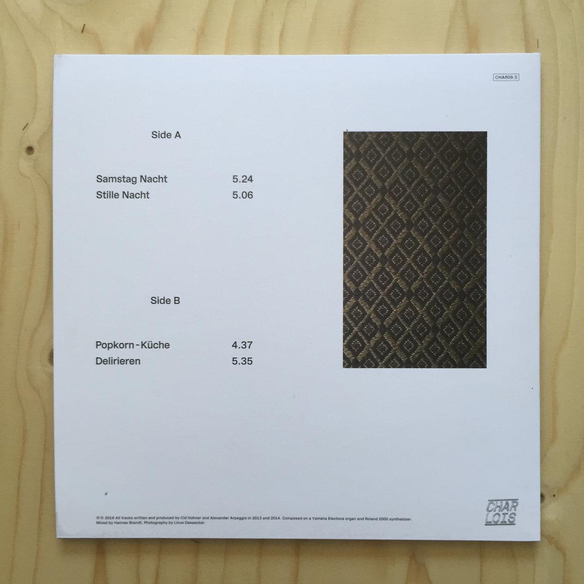 Greatest Hits (CHAR09.5) - Vinyl Only | Charlois