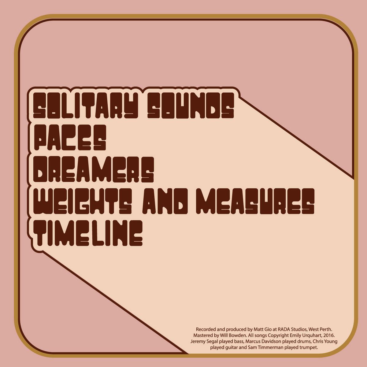 Solitary Sounds | Em Burrows