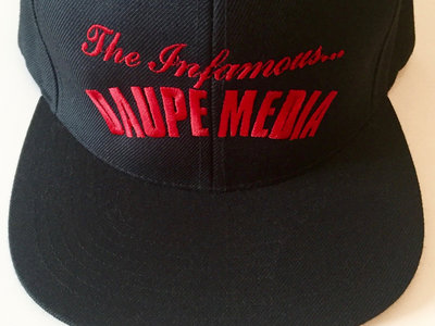 Authentic Daupe! Limited Edition Snapback 1/100 (Pre order expected late SEPTEMBER) main photo