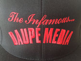 Authentic Daupe! Limited Edition Snapback 1/100 (Pre order expected late SEPTEMBER) photo