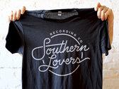 Southern Lovers Logo Tee photo