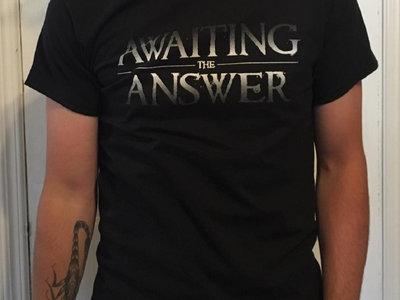 T-shirt - Full length logo main photo