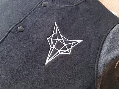 **SALE** Unisex | Shapeshifter Bomber Jacket FOX black main photo