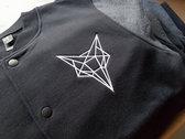 **SALE** Unisex | Shapeshifter Bomber Jacket FOX black photo