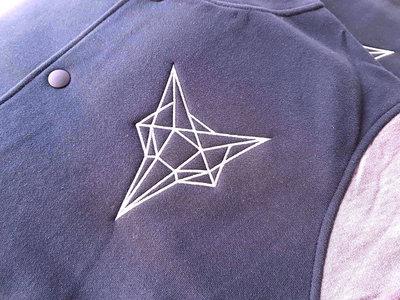 **SALE** Unisex | Shapeshifter Bomber Jacket FOX navy blue main photo