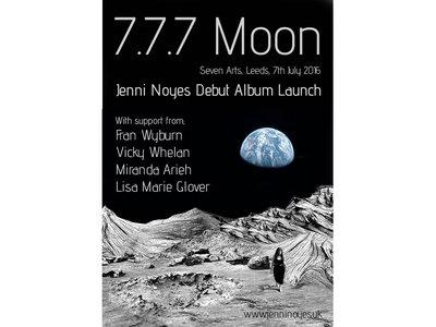 Debut album launch poster main photo
