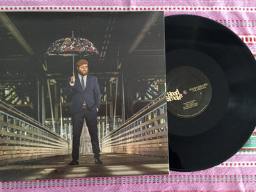 "Limited edition 12"" black vinyl LP main photo"