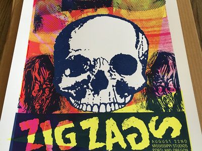 """The Droid """"Mississippi Studios"""" Silk-screened Poster main photo"""