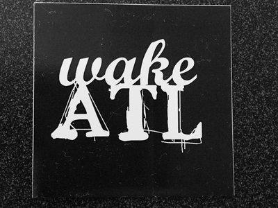 wakeATL sticker main photo