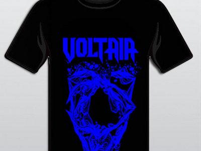 VOLTAIA T-shirt Black-blue main photo