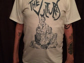 The Vultures White Edwardian Men's T-shirt photo