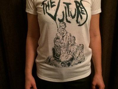 The Vultures White Edwardian Women's T-Shirt main photo