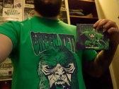 The Yeti Has Landed T-shirt photo