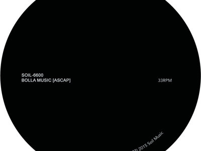 "Sangre - Afrikan Basement - 12"" Vinyl Release. main photo"