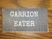 Carrion Eater Stickers photo