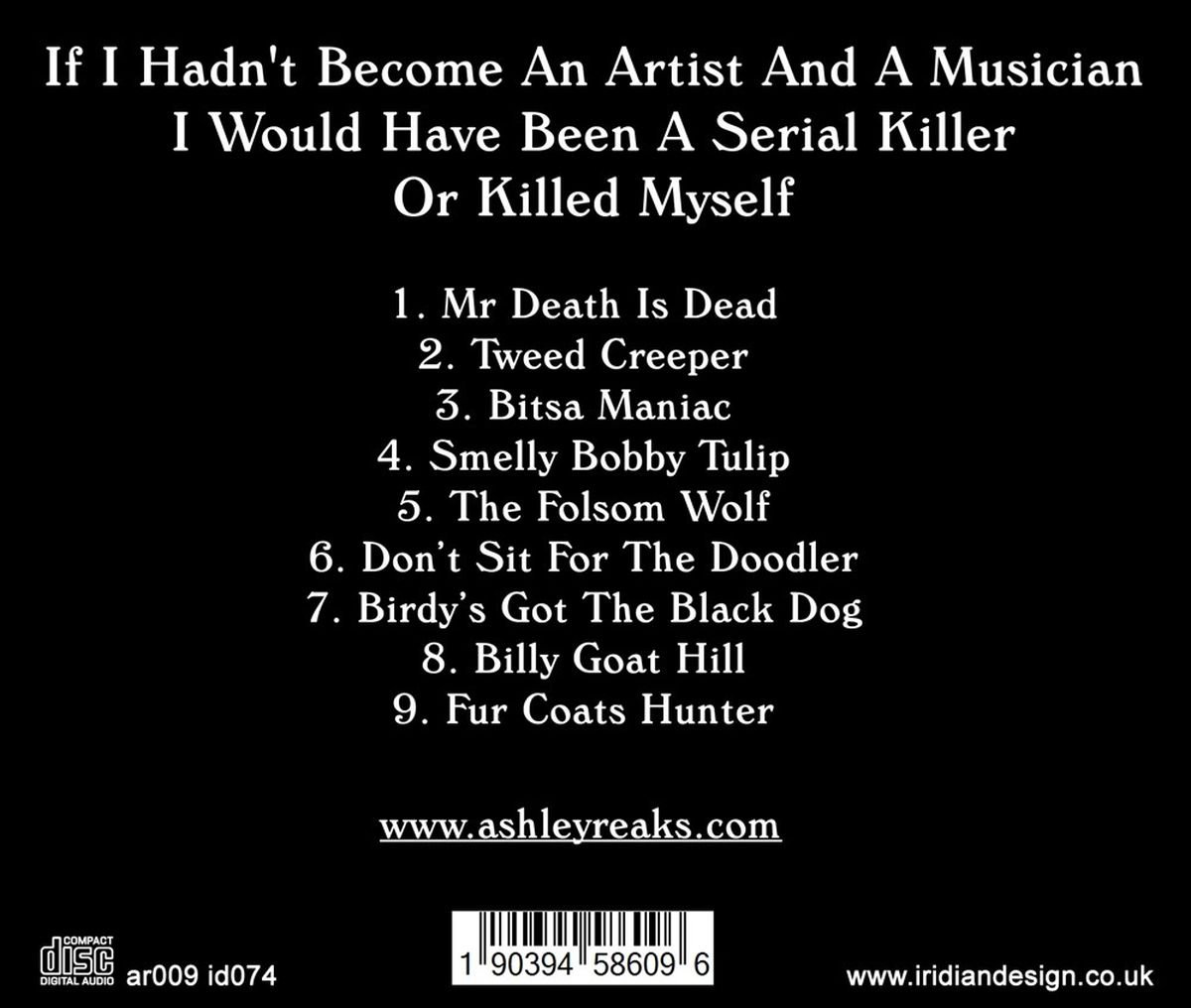 Black gloves lyrics goose - Cd With Original Artwork And Lyrics In Booklet Includes Unlimited Streaming Of If I Hadn T Become An Artist And A Musician I Would Have Been A Serial