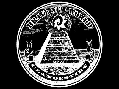 Brave New World $$$ Seal T-Shirt/LTD CD Pack main photo