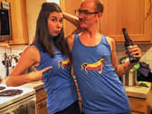 Banana Stand Tank Tops photo