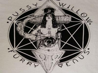 PussyWillowFurryVenus T-Shirt main photo